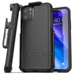 iPhone 11 Pro Rebel Case and Holster Black
