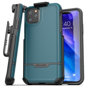 iPhone 11 Pro Rebel Case and Holster Blue