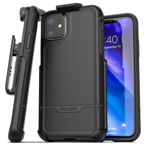 iPhone 11 Rebel Case and Holster Black