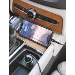 Galvanox 18W Single Port PD Car Charger - Aluminum Black