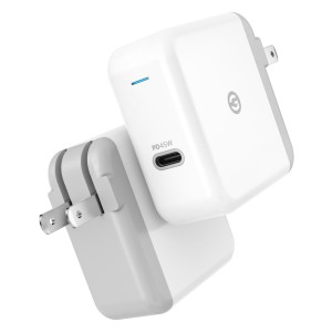 45W PD Adapter White