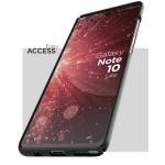 Samsung Note 10 Lite Slimline Case and Holster Black
