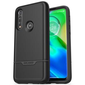 Moto G Power Rebel Case Black