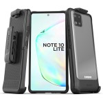 Galaxy Note 10 Lite Muse Case and Holster Clear