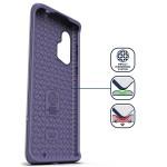 Motorola Edge Plus Rebel Case Purple
