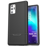 Galaxy Note 20 Ultra Rebel Case Black