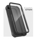 iPhone 12 Pro Max Falcon Shield Case And Holster Black