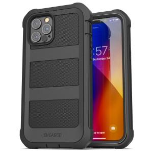 iPhone 12 Pro Falcon Shield Case Black
