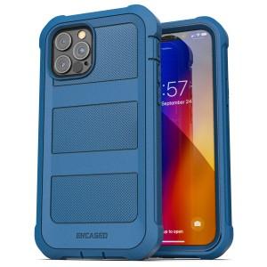 iPhone 12 Pro Falcon Shield Case Blue