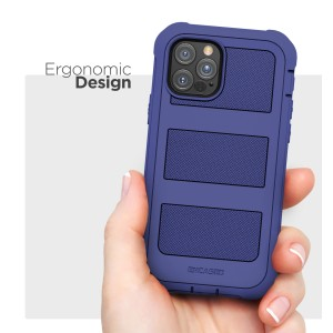iPhone 12 Pro Max Falcon Shield Case Purple