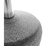 Rangland Propane Patio Heater - Hammered Silver (20lb/30lb)