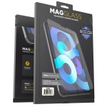 "iPad 10.9"" 2020 Case Compatible Magglass Tempered Glass Matte"