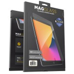"""iPad 10.2""""  2020 Case Compatible Magglass Tempered Glass Clear"""