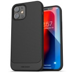 iPhone 12 Thin Armor Case And Holster Black