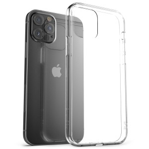 iPhone 12 Pro Clear back Case And Holster Clear