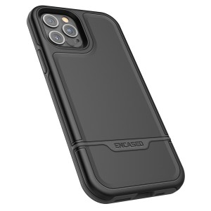iPhone 12 Pro Rebel Case Black