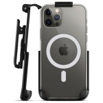 Belt Clip for Apple Clear Case - iPhone 12 & iPhone 12 Pro