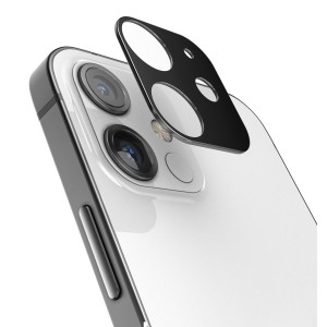 """Camera Lens Protector for iPhone 12 6.1"""" (2 Pack) Tempered Glass Protector"""