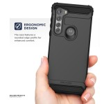 Motorola Edge Scorpio Case Black