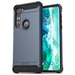 Motorola Edge Scorpio Case Blue
