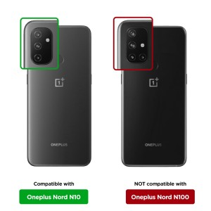 OnePlus Nord N10 Magglass Screen Protector UHD Clear