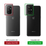 OnePlus Nord N100 Magglass Screen Protector UHD Clear