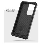 Galaxy S21 Ultra Falcon Case Black