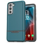 Galaxy S21 Plus Rebel Case and Holster Blue