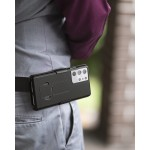 Galaxy S21 Ultra Duraclip Case and Holster Black