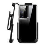 Belt Clip Holster for Torras Crystal Clear Compatible with Samsung Galaxy S21 Ultra