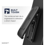 Galaxy S21 Ultra ClearBack Case and Holster