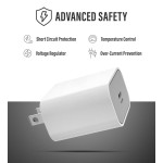 20W PD Adapter White
