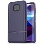 Moto G Power 2021 Rebel Case Purple