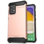 Samsung Galaxy A52 Scorpio Case Rose Gold
