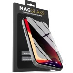 MagGlass iPhone 13 Pro Privacy Shield Screen Protector