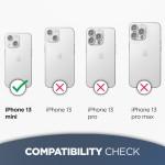 MagGlass iPhone 13 Mini Ultra HD Camera Lens Protector (2 Pack)