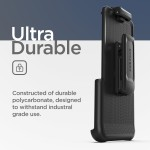 iPhone 13 Pro Duraclip Combo Case with Belt Clip Holster
